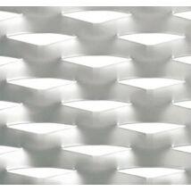 EXPANDÁLT LEMEZ / 115x48x20x2 mm / 1250x2500 mm / FLAMINIO / aluminum