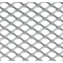 EXPANDÁLT LEMEZ / 20x14x3x2 mm / SOHO / 1250x2500 mm / alumínium
