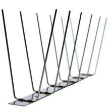 GALAMBRIASZTÓ / 2 tüskés szalagra rögzített / 2 mm / 1000 mm / 1.4301