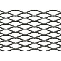 EXPANDÁLT LEMEZ / 43x13x2,5x2 mm / 1000x2000 mm / acél