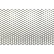 EXPANDÁLT LEMEZ / 10x6x1x1 mm / 1000x2000 mm / Al99.5% alumínium