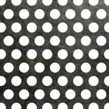 PERFORÁLT LEMEZ / RV 8-12 / 1,5 mm / 1250 x 2500 mm / 1.4301 rozsdamentes acél