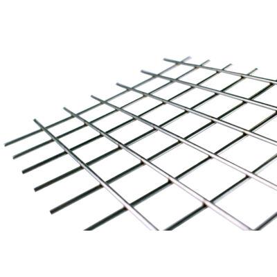 PONTHEGESZTETT SÍKHÁLÓ / 50x50 / 4,0 mm / 500x3000 mm / horganyzott acél