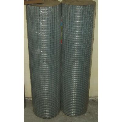 PONTHEGESZTETT HÁLÓ / 25x25 / 2,0 mm / 1000x25000 mm / horganyzott acél