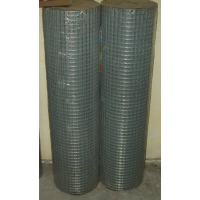 PONTHEGESZTETT HÁLÓ / 16x16 / 1.2 mm / 1000x25000 mm / horganyzott acél